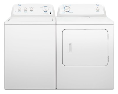 Inglis 4 1 Cu Ft Top Load Washer And 6 5 Cu Ft