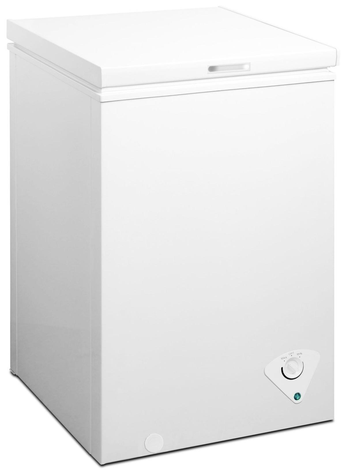 Midea 3 5 Cu Ft Chest Freezer White Freedom Rent To Own