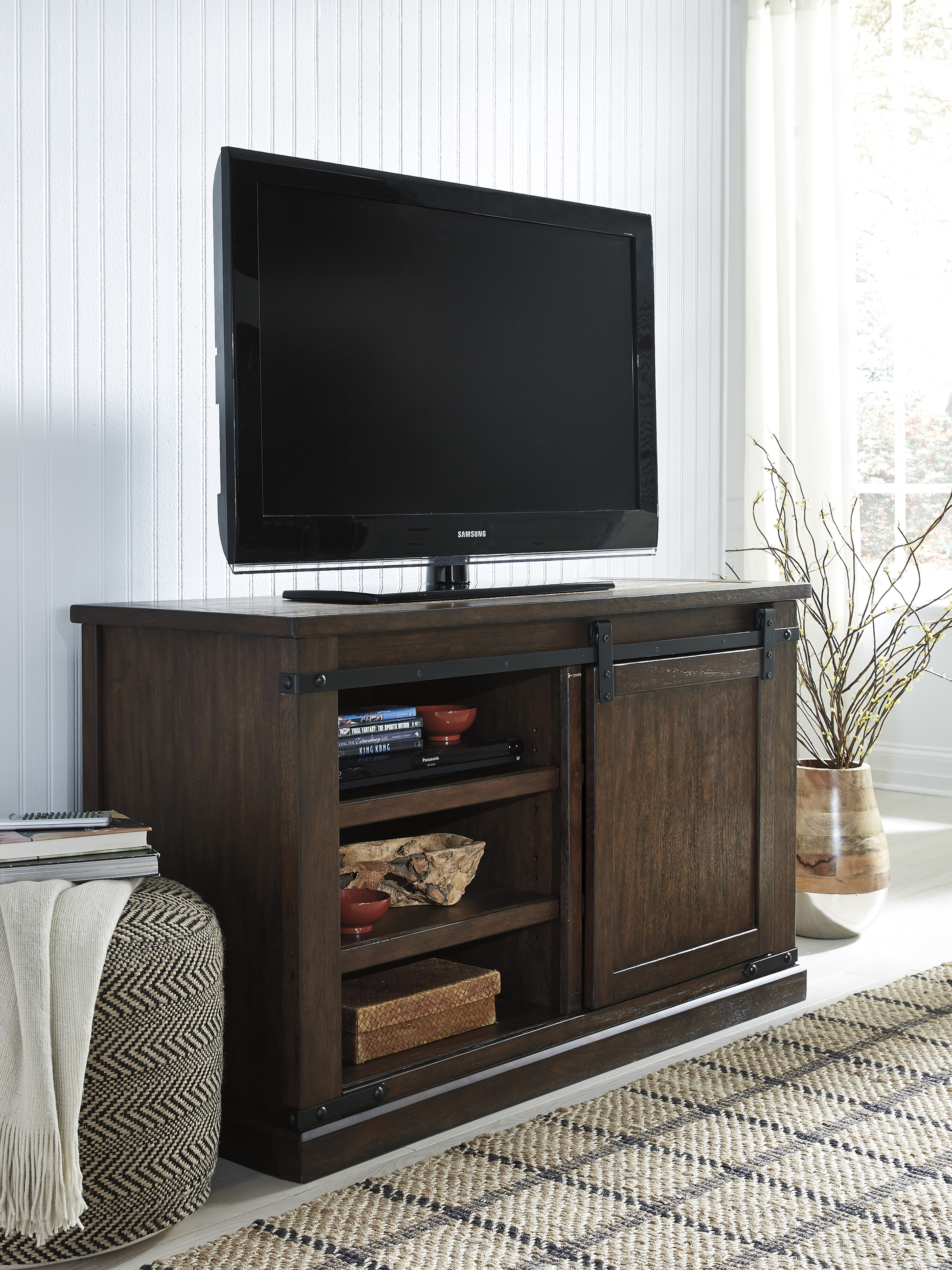 Budmore Extra Large Tv Stand Freedom Rent To Own