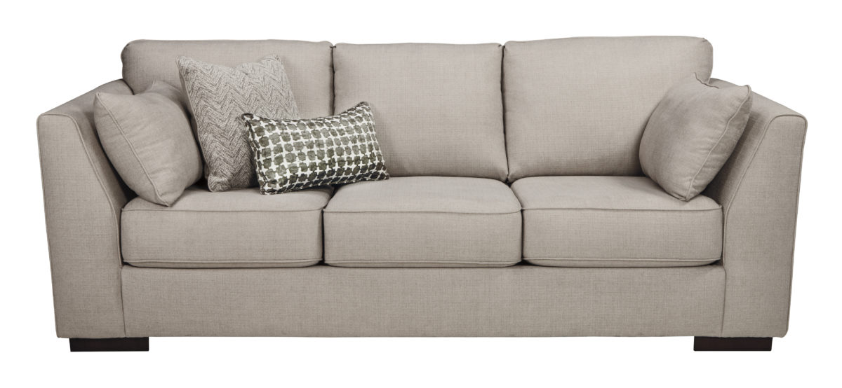 fabric room modern linen furniture with couch itm loveseat gray sofa living cushion