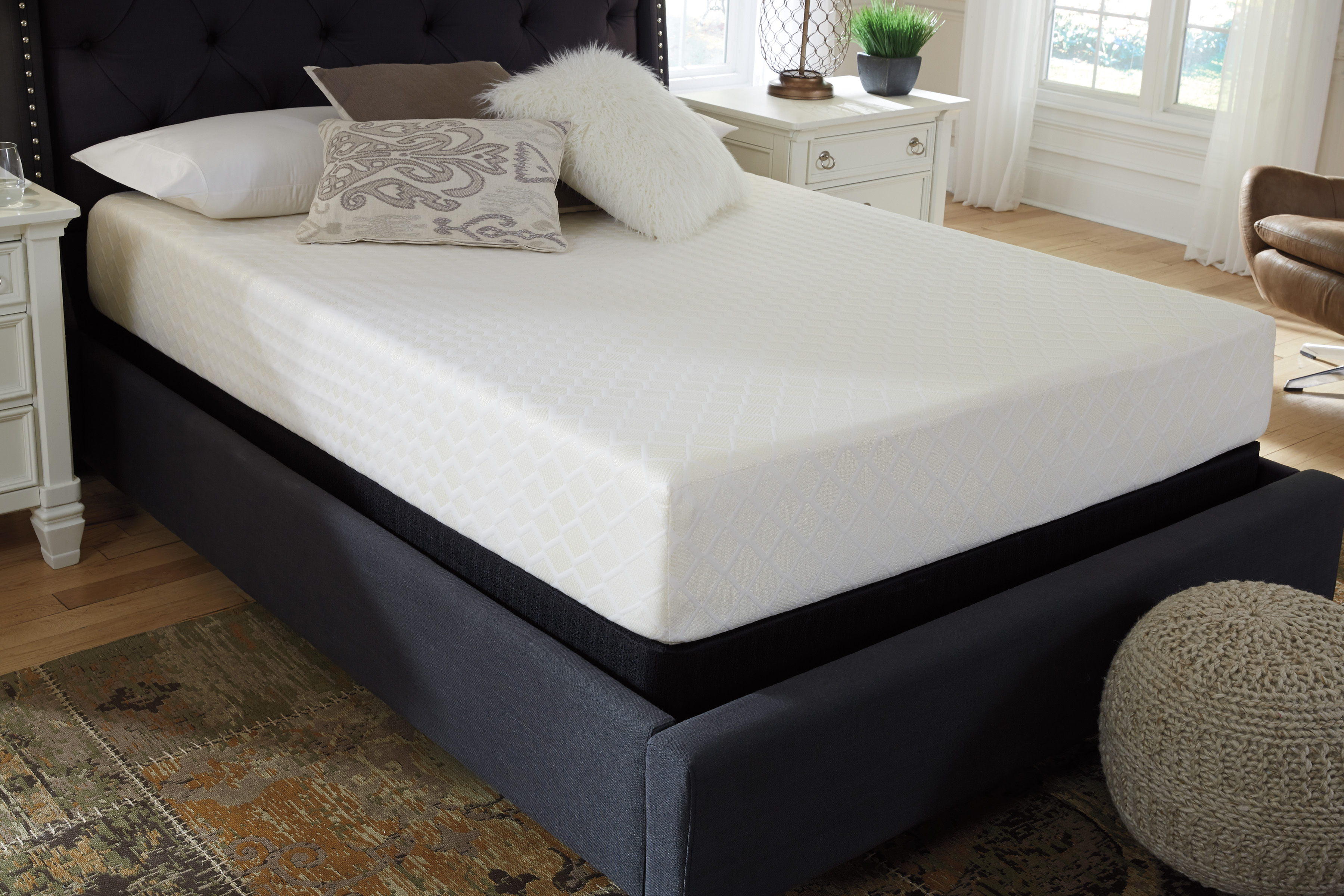 Chime 10 Inch Memory Foam Queen Mattress | Freedom Rent To Own